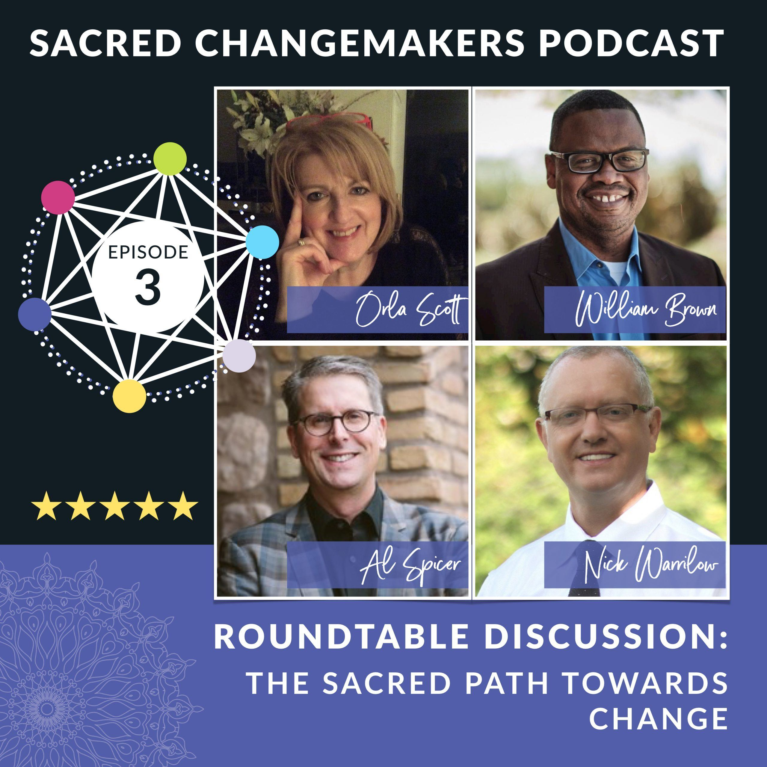 Sacred Changemakers